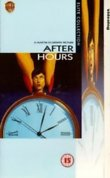After Hours DVD Release Date