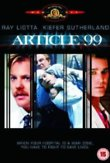 Article 99 DVD Release Date