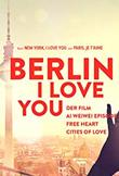 Berlin, I Love You DVD Release Date