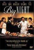 Big Night DVD Release Date