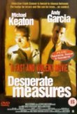 Desperate Measures DVD Release Date