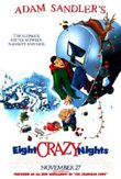 Eight Crazy Nights DVD Release Date