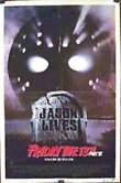 Jason Lives: Friday the 13th Part VI DVD Release Date