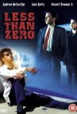 Less Than Zero DVD Release Date