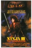 Ninja III: The Domination DVD Release Date