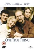 One True Thing DVD Release Date