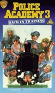 Police Academy 3: Back in Training DVD Release Date