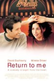 Return to Me DVD Release Date