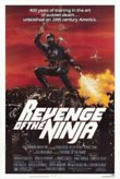 Revenge of the Ninja DVD Release Date