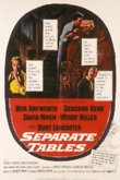 Separate Tables DVD Release Date