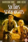 Six Days Seven Nights DVD Release Date