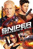 Sniper: Assassin's End DVD Release Date