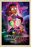Star Trek: Lower Decks DVD Release Date