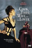 The Cook the Thief His Wife & Her Lover DVD Release Date