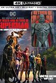 The Death and Return of Superman: The Complete Film Collection Giftset [4K Ultra HD/Blu-ray] DVD Release Date