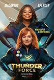 Thunder Force DVD Release Date