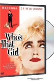 Who's That Girl DVD Release Date