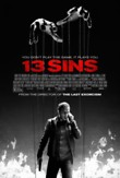 13 Sins DVD Release Date
