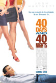 40 Days and 40 Nights DVD Release Date
