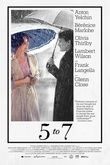 5 to 7 DVD Release Date