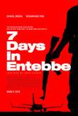 7 Days in Entebbe DVD Release Date