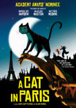 A Cat in Paris DVD Release Date