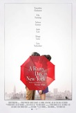 A Rainy Day in New York DVD Release Date