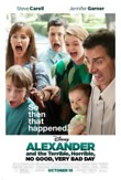 Alexander and the Terrible, Horrible, No Good, Very Bad Day DVD Release Date