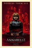 Annabelle Comes Home DVD Release Date
