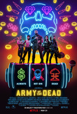 Army of the Dead DVD Release Date