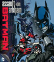 Batman: Assault on Arkham DVD Release Date