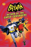 Batman: Return of the Caped Crusaders DVD Release Date