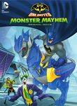 Batman Unlimited: Monster Mayhem DVD Release Date