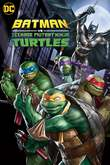Batman vs. Teenage Mutant Ninja Turtles DVD Release Date