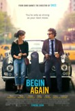 Begin Again DVD Release Date