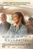 Boundaries DVD Release Date