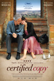 Certified Copy DVD Release Date