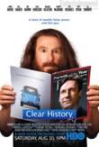 Clear History DVD Release Date