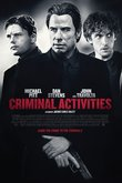 Criminal Activities DVD Release Date