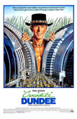 Crocodile Dundee DVD Release Date