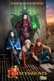 Descendants DVD Release Date