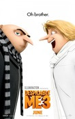 Despicable Me 3 [Blu-ray 3D + Blu-ray + Digital HD] DVD Release Date