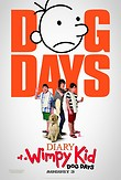 Diary of a Wimpy Kid: Dog Days DVD Release Date