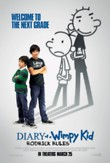 Diary of a Wimpy Kid: Rodrick Rules DVD Release Date
