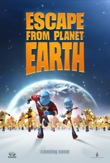 Escape from Planet Earth DVD Release Date