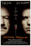 Extreme Measures DVD Release Date