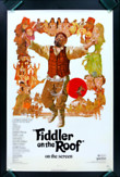 Fiddler on the Roof DVD Release Date