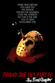 Friday the 13th: The Final Chapter DVD Release Date
