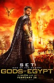 Gods of Egypt DVD Release Date