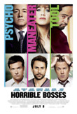 Horrible Bosses DVD Release Date